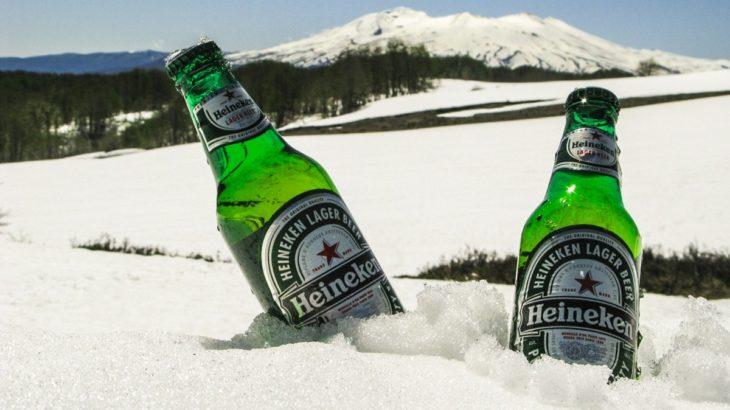 ゲレンデでビールを楽しもう!飲み物を持ち運べる専用ツール(BEERACUDA・ビアクーダ)