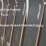 グラトリにおすすめな板(GRAY・グレー)2019-2020