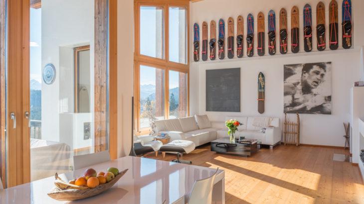 スノーボードをインテリアに!使わなくなった ボードを部屋に飾ろう!