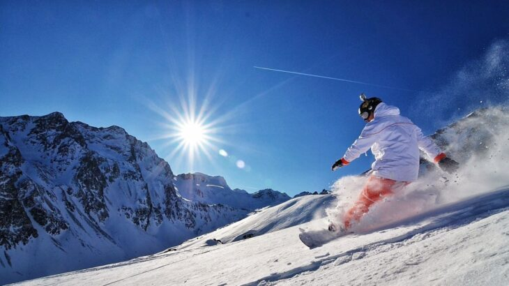 シーズン後半! 春スノーボードの特徴と注意したいポイント!