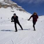自由度が半端ない!新感覚ウインタースポーツ(snow feet・スノーフィート)