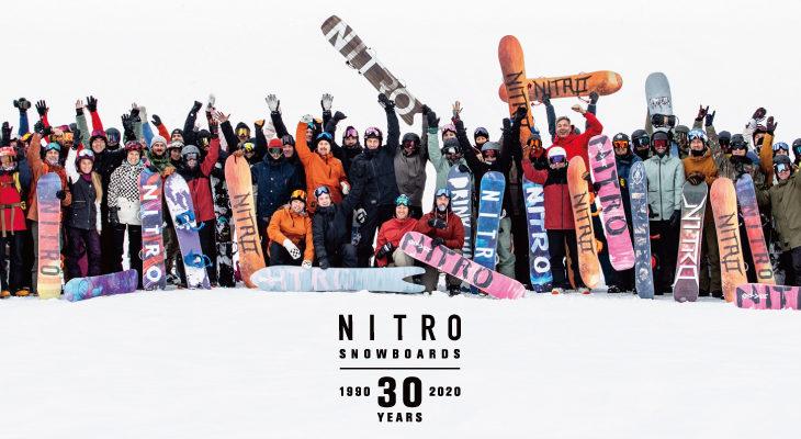 グラトリにおすすめな板(NITRO・ナイトロ)2019-2020