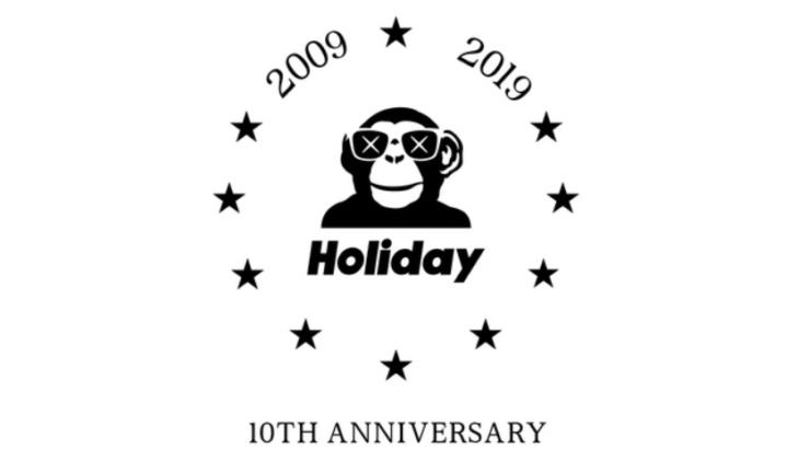 グラトリにおすすめな板(HOLIDAY・ホリデー)2019-2020