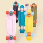 小さくて可愛い! 小型スケートボード(PENNY・ペニー)