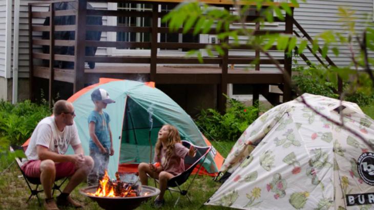 BURTONのテントってどうなの? 夏もスノーボードブランドとキャンプを楽しもう!