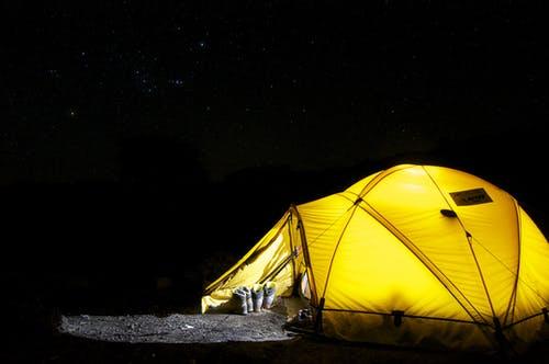 これだけはやっておこう! キャンプで就寝前に行うべき5つの事!