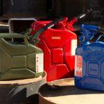 灯油をキャンプに持って行こう! 持ち運びの注意点と携行容器を紹介!